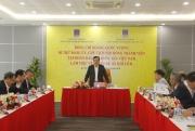Chủ tịch HĐTV Petrovietnam Hoàng Quốc Vượng làm việc với Phú Quốc POC và SW POC