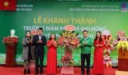 PVFCCo khánh thành công trình Trường mầm non ở Yên Bái