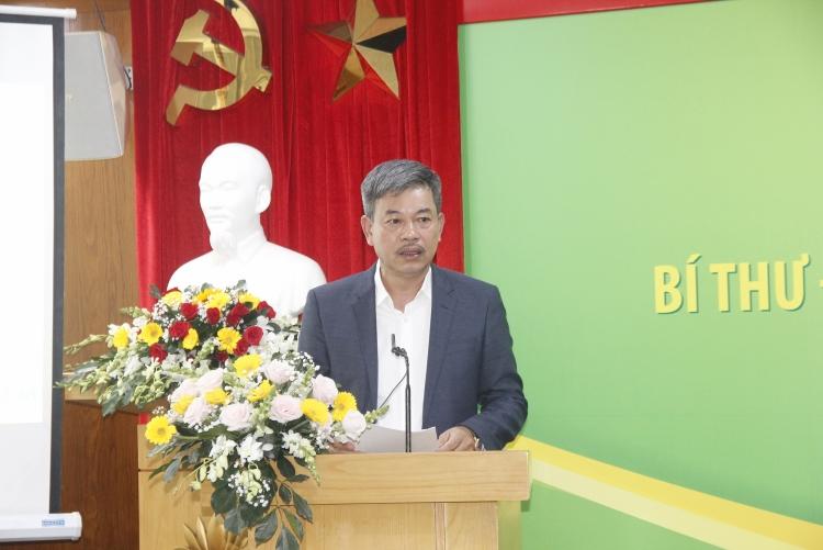 Chủ tịch HĐTV Petrovietnam Hoàng Quốc Vượng thăm và làm việc với PVFCCo