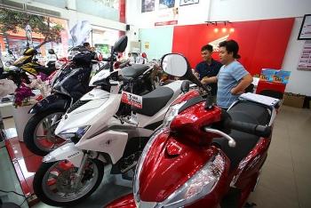 Người Việt tiêu thụ gần 9.000 chiếc xe máy mỗi ngày