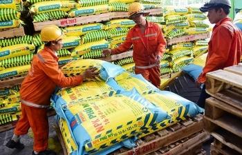 Bộ Tài chính đồng tình với kiến nghị đưa phân bón thành mặt hàng chịu thuế GTGT