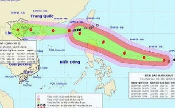 Bộ Y tế chỉ đạo triển khai công tác ứng phó với bão số 5
