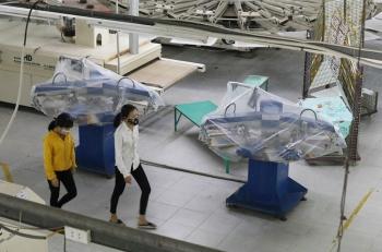 Những nhà máy bị 'phong tỏa gián tiếp' ở Bình Xuyên