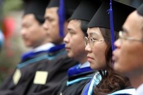 12 chuyên ngành thạc sĩ được tuyển sinh trở lại