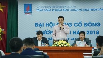 DMC tổ chức Đại hội đồng cổ đông năm 2018