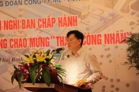 Hội nghị BCH Công đoàn mở rộng chào mừng Tháng công nhân 2014