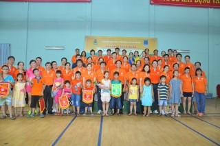 Hội thao PVFCCo chào mừng Ngày gia đình Việt Nam