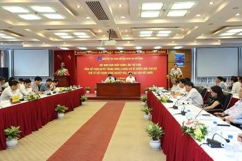Hội nghị BCH Đảng bộ Tập đoàn Dầu khí Quốc gia Việt Nam lần thứ 9